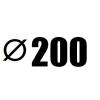 Диаметр 200 Феррум