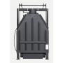 Топка каминная Альфа 700К, патрубок ф150, ЭкоКамин
